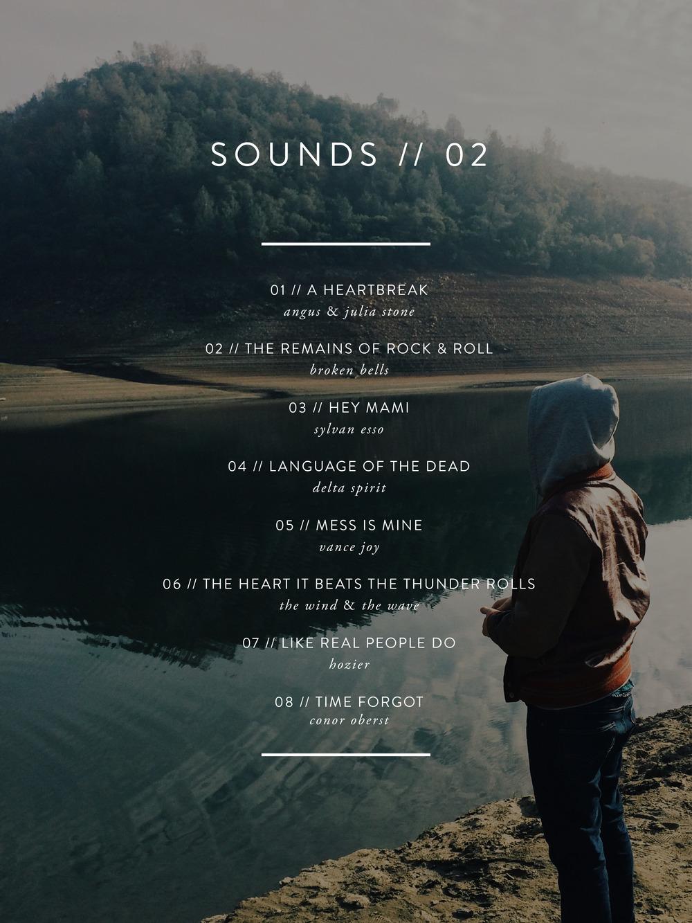 Sounds // 02