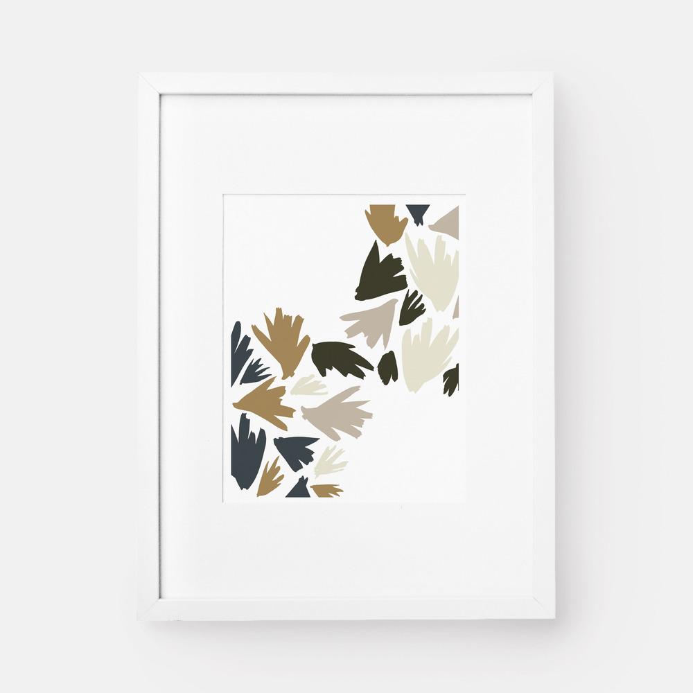 Windblown Art Print by Jaymee Srp