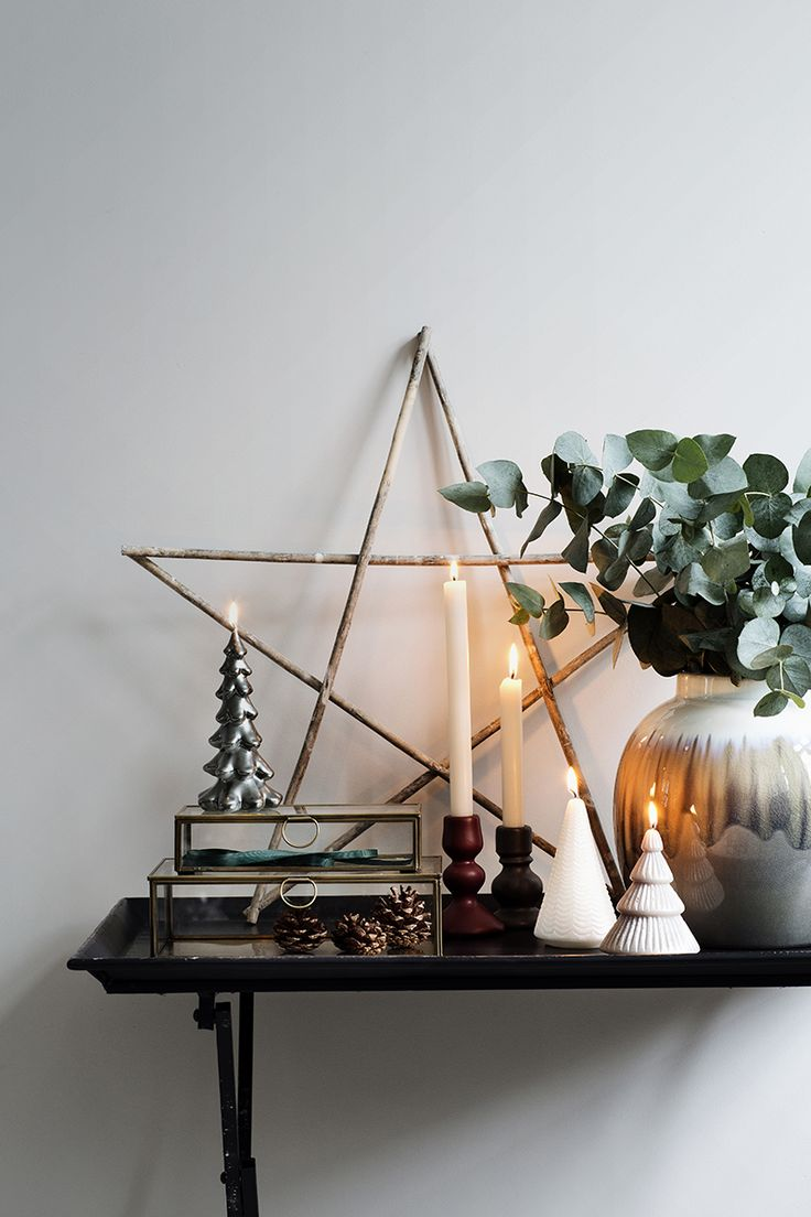 Small Space Holiday Decorating