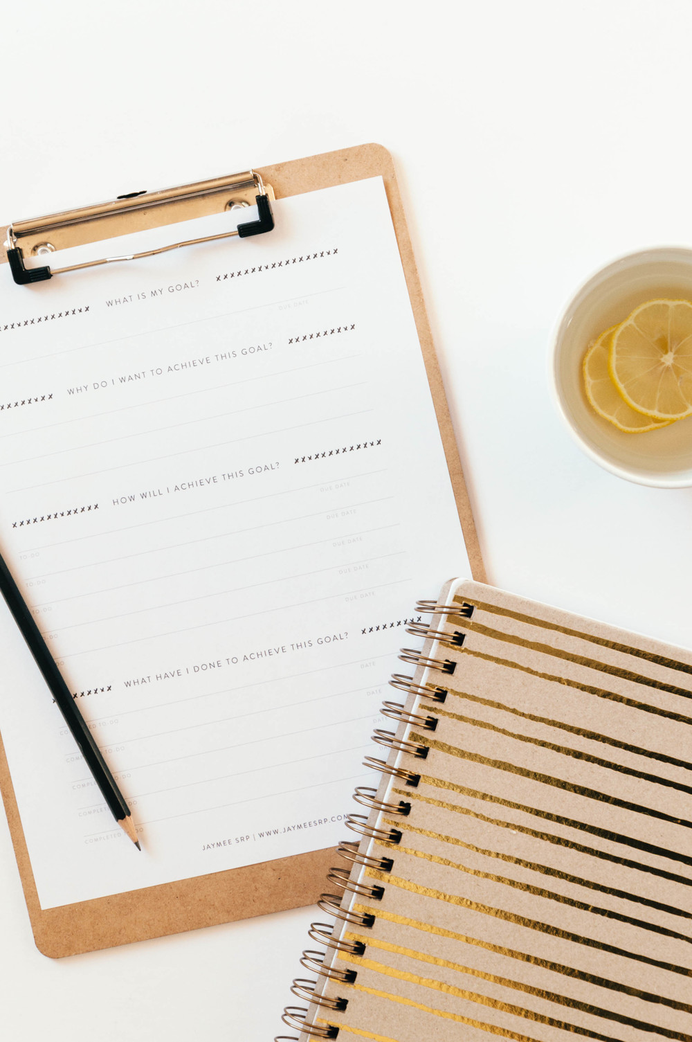 Free home goal setting worksheet.  Click to download and learn more about how to set and achieve goals for your home.
