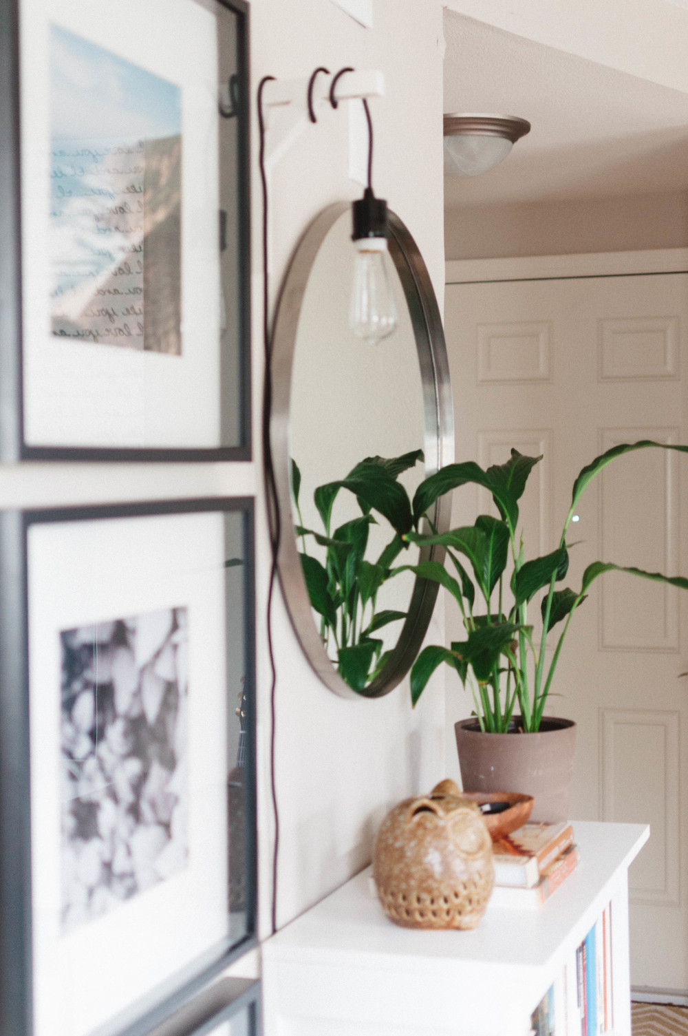Small Space Entryway