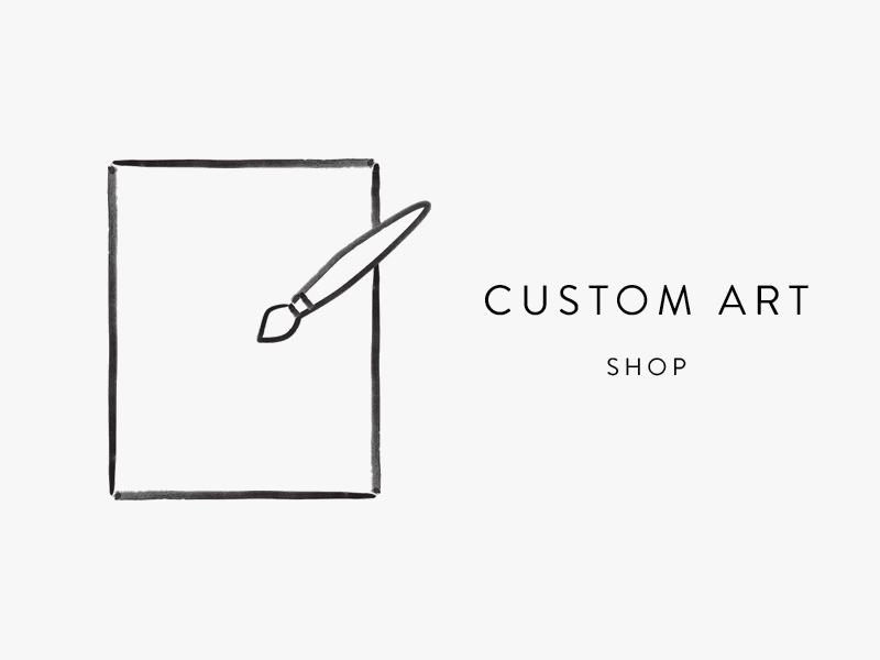 Shop Custom Art