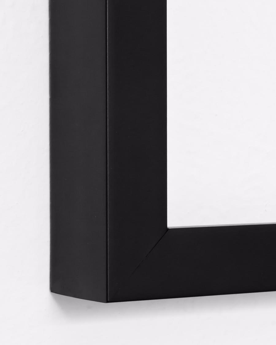 <h3>Black Gallery Frame</h3>