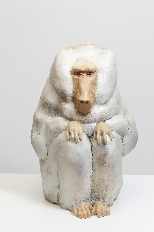 Lotta Mattila, Hyvät herrat 2, 2015, käsintehty keramiikka, 68 x 50 x 50 cm.jpg
