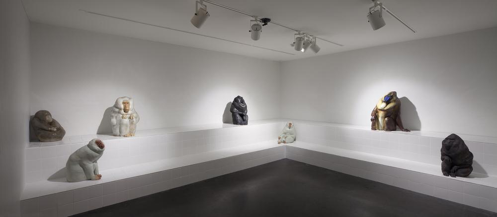 Lotta Mattila, Hyvät herrat, 2015, Korjaamo Galleria (1).jpg