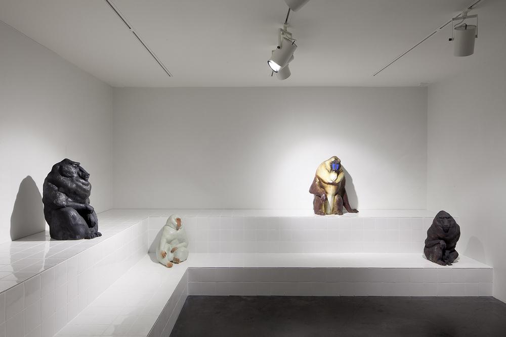Lotta Mattila, Hyvät herrat, 2015, Korjaamo Galleria (2).jpg