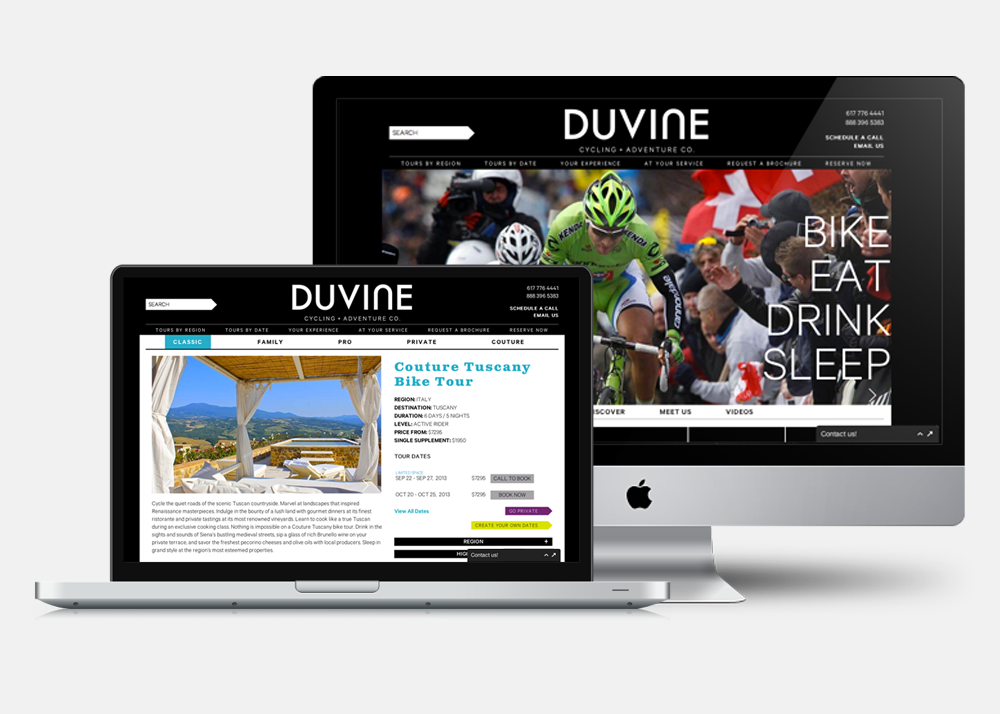 DuVine Cycling + Adventure Co.