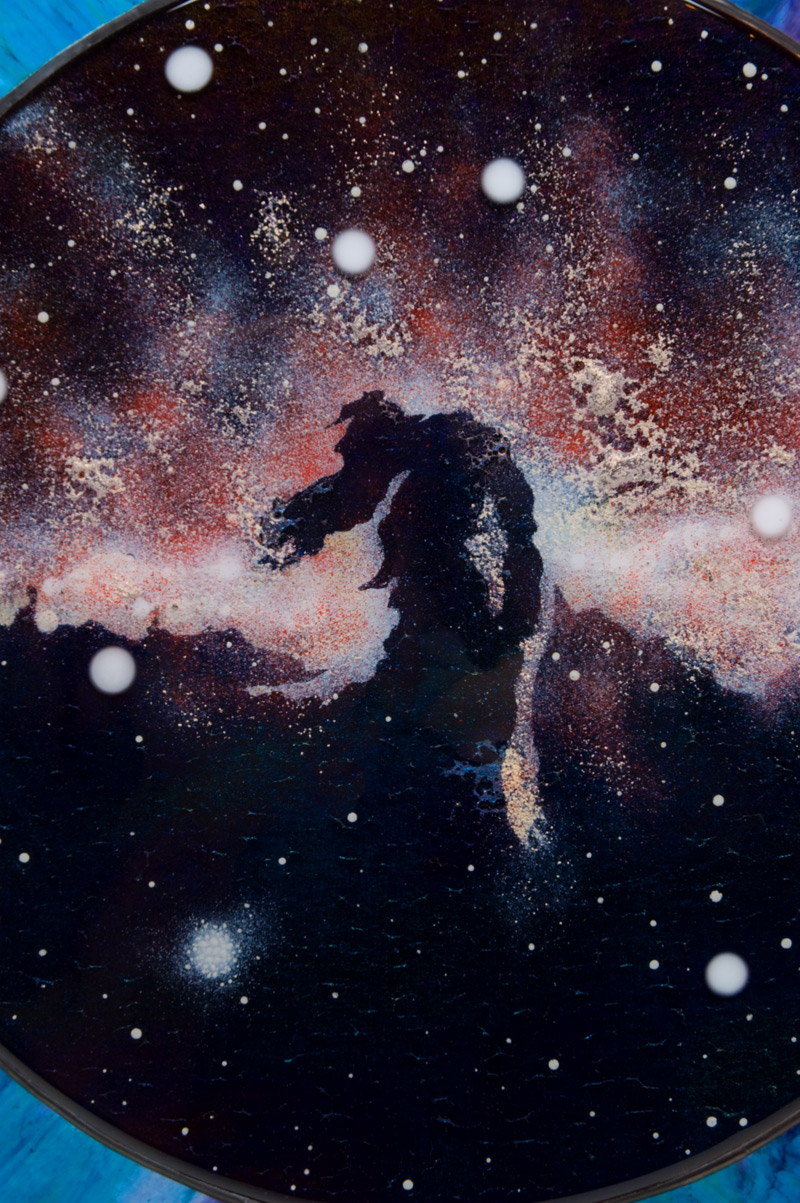 Horsehead Nebula-detail