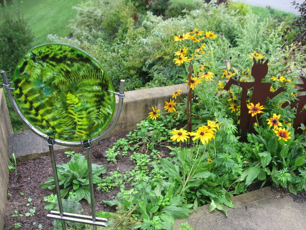 Garden Art, Ferns2