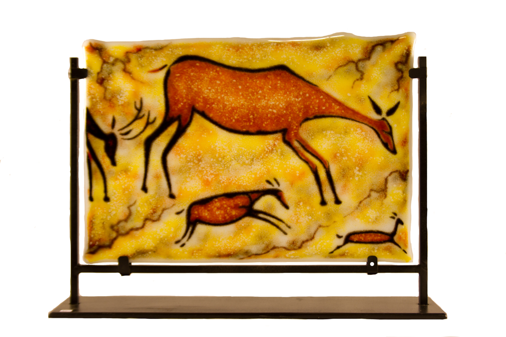 Lascaux, No.3, Deer
