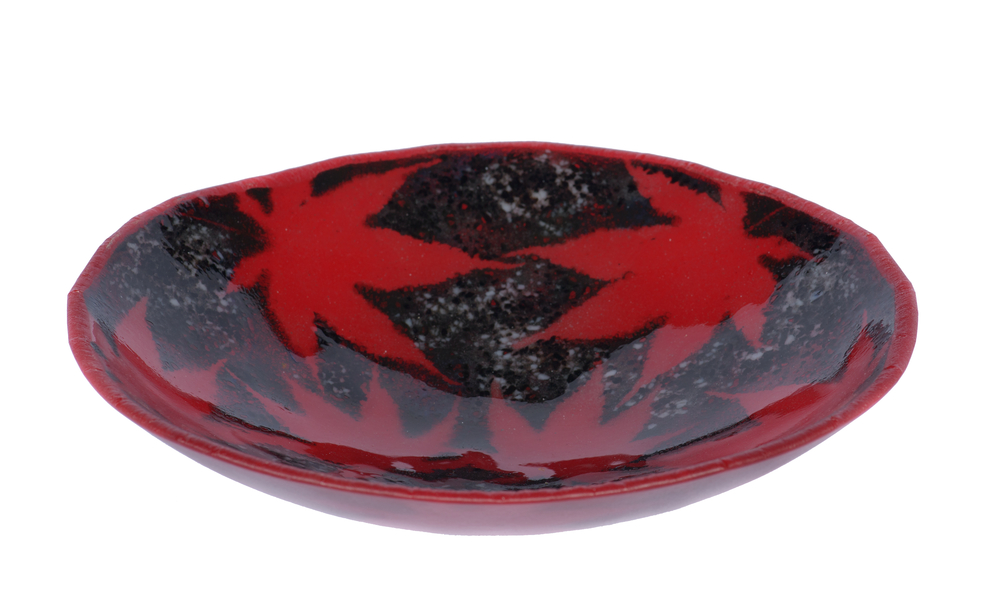 Bowl,Red Maple