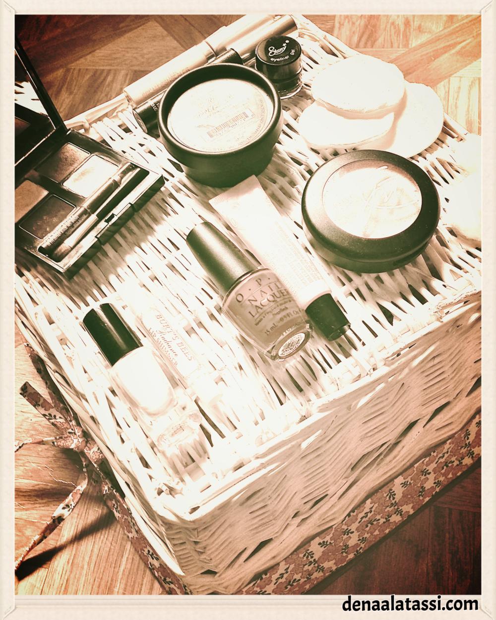 Summer Makeup Kit in Nashville, TN ~ July 2013