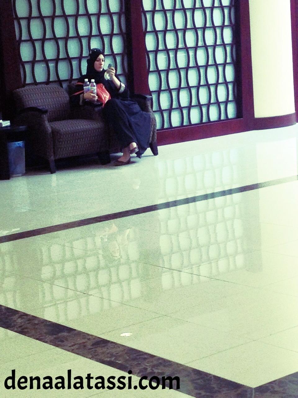 Dr. Suleiman Habib Hospital Waiting Room ~ Summer 2013
