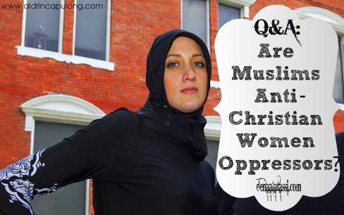denaalatassi.aremuslimwomenantichristianwomenoppressors