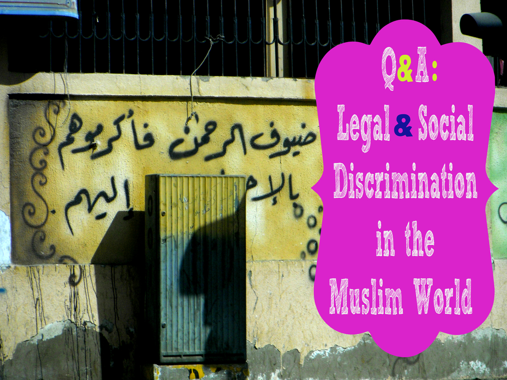 denaalatassi.legalandsocialdiscriminationinthemuslimworld