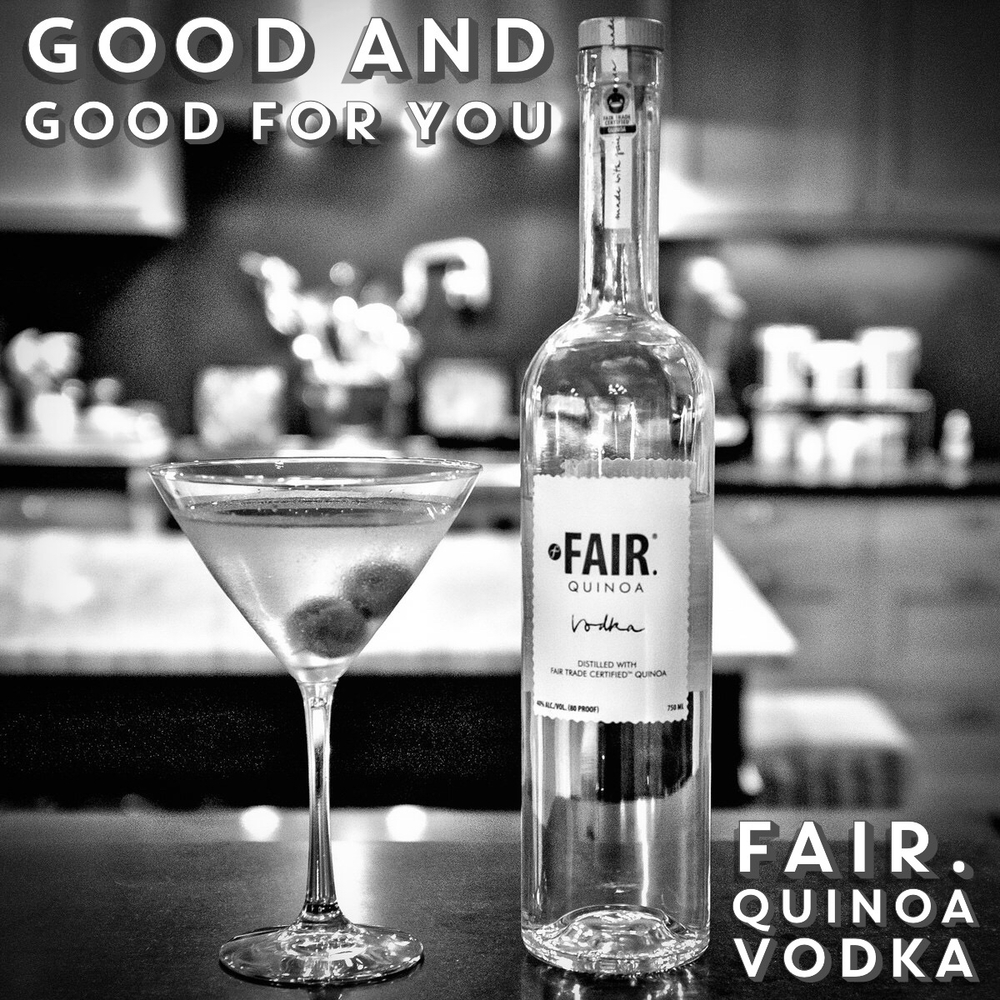 Fair. Vodka/Art Direction and Photography
