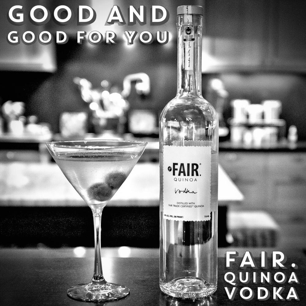 Fair. Vodka/Art Direction and Photography