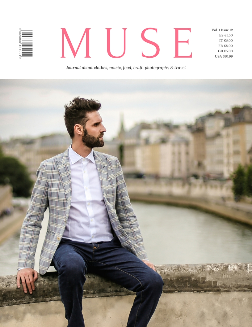 Muse Magazine/Art Direction and Photography