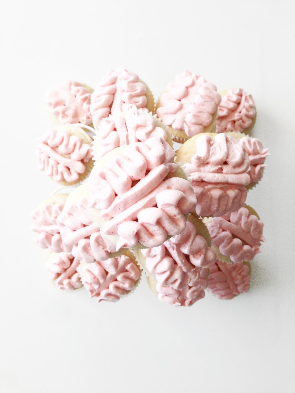 Skinny Brain Cupcakes — The Skinny Fork