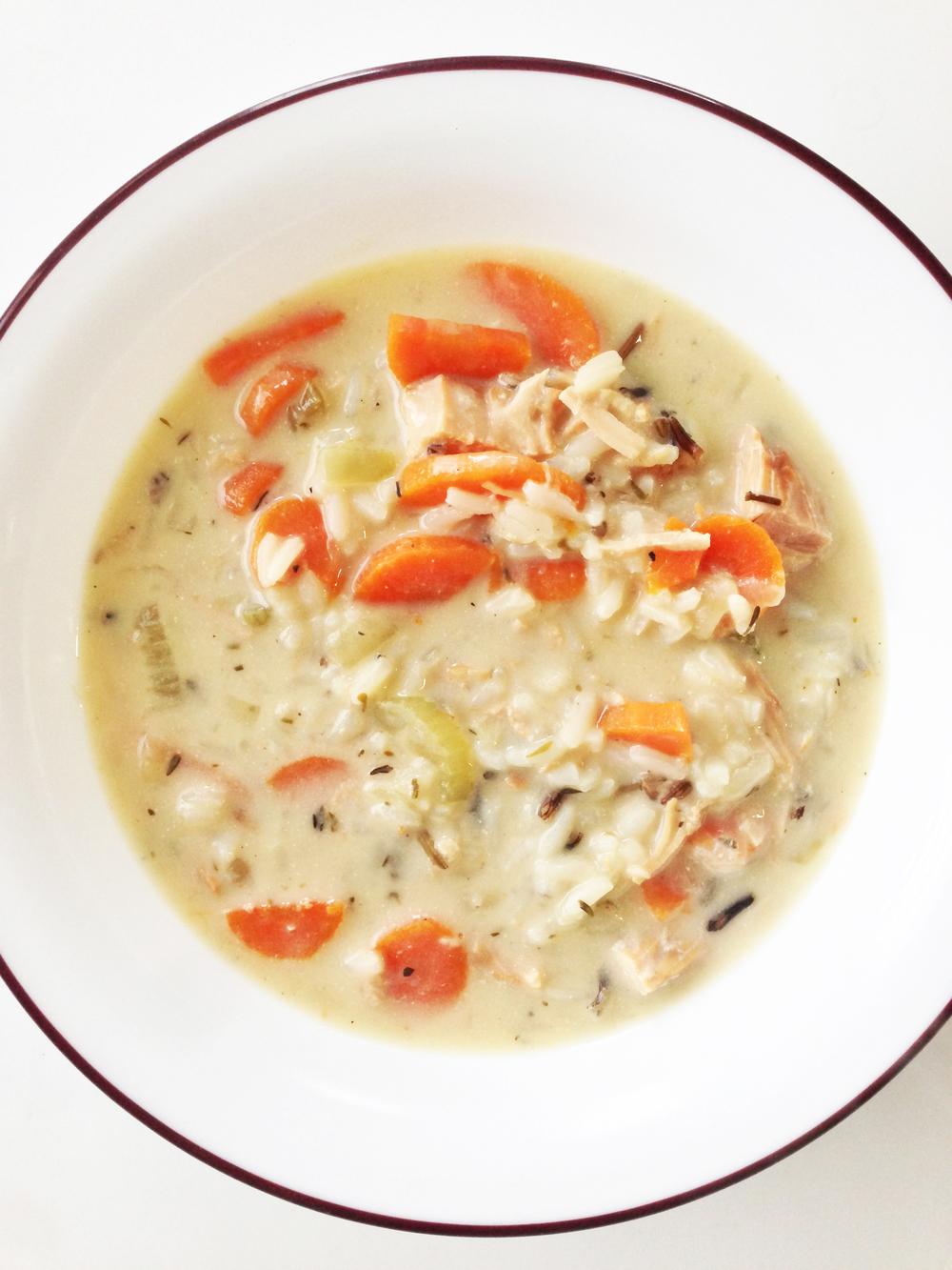 Thanksgiving Dinner Soup Kitchen