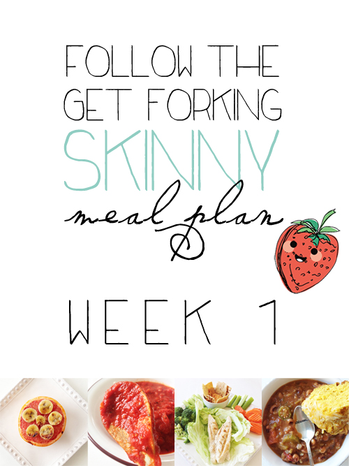 Get Forking Skinny Meal Plan Week 1 moreover Caitlins Creation Spaghetti Meatball Burger Homemade furthermore Spinach Caramelized Onion Mac N Cheese also 5 Top Home Remedies To Get Rid Of Cellulite further 03. on skinny kitchen pantry