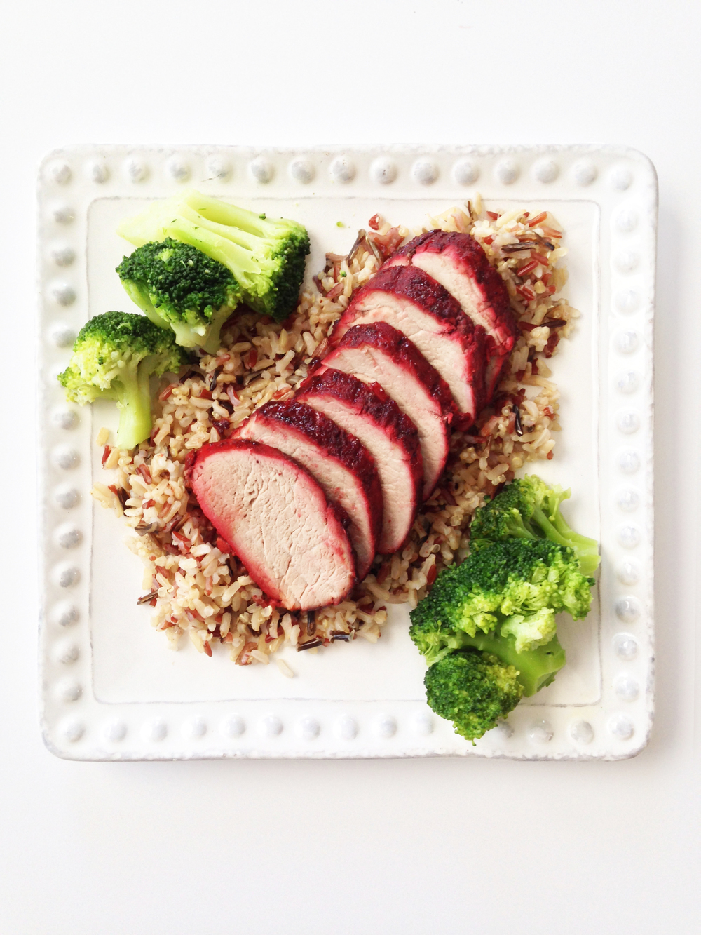 Healthified Chinese BBQ Pork (Char Siu) — The Skinny Fork