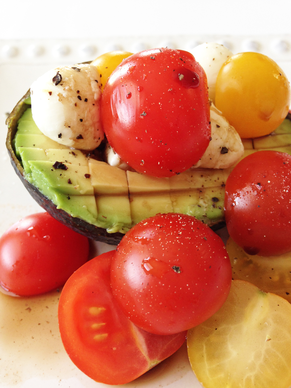 Caprese Sandwich Calories Whole Foods