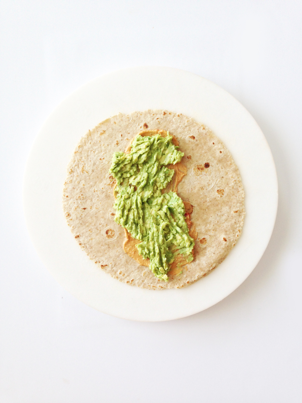 Mashed Avocado With Hummus Recipes — Dishmaps