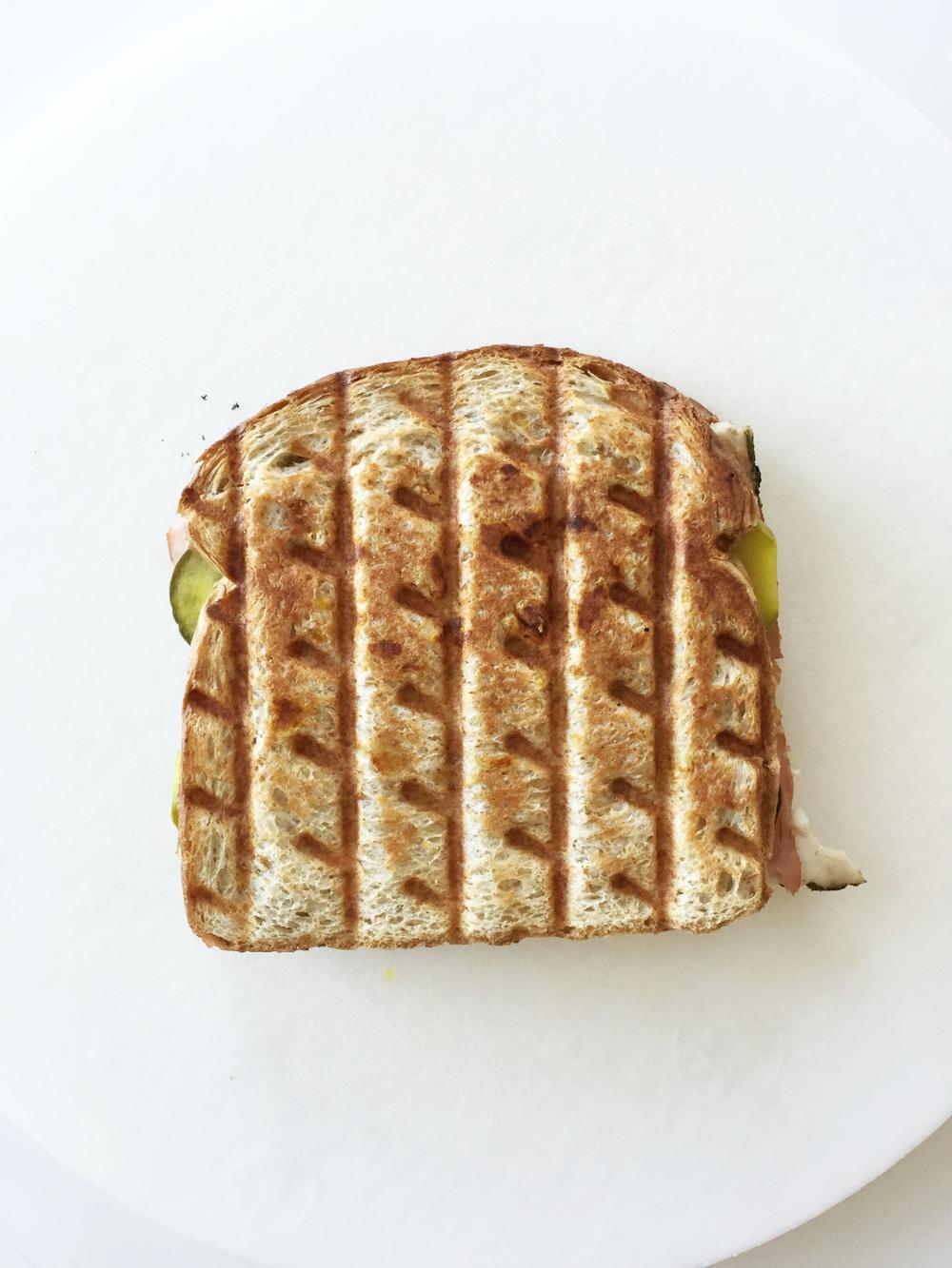 Healthified Turkey Cuban Sandwich — The Skinny Fork