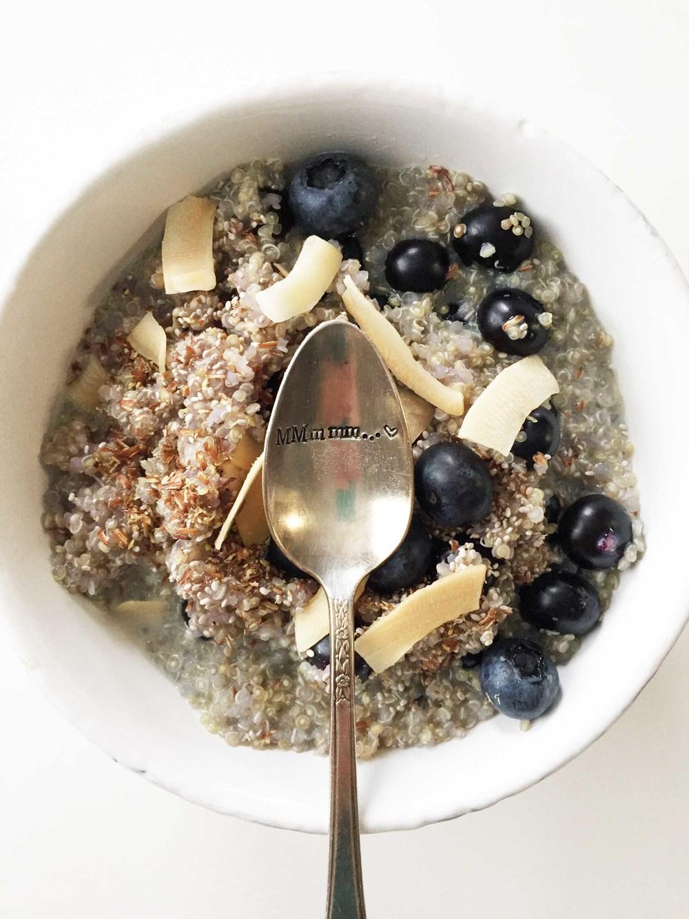 Quinoa TasteSpotting
