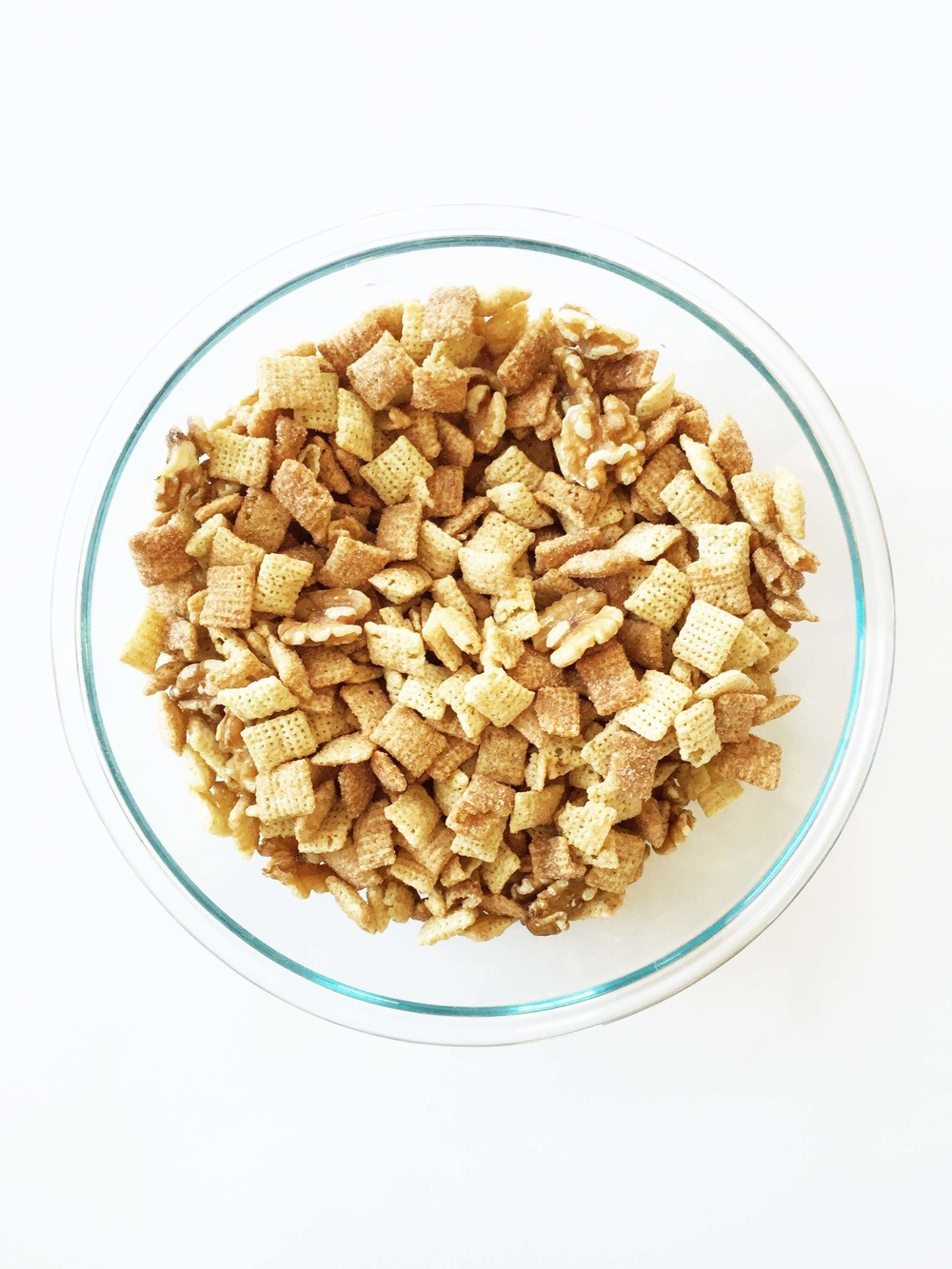 Cranberry Nut Cinnamon Chex Mix The Skinny Fork