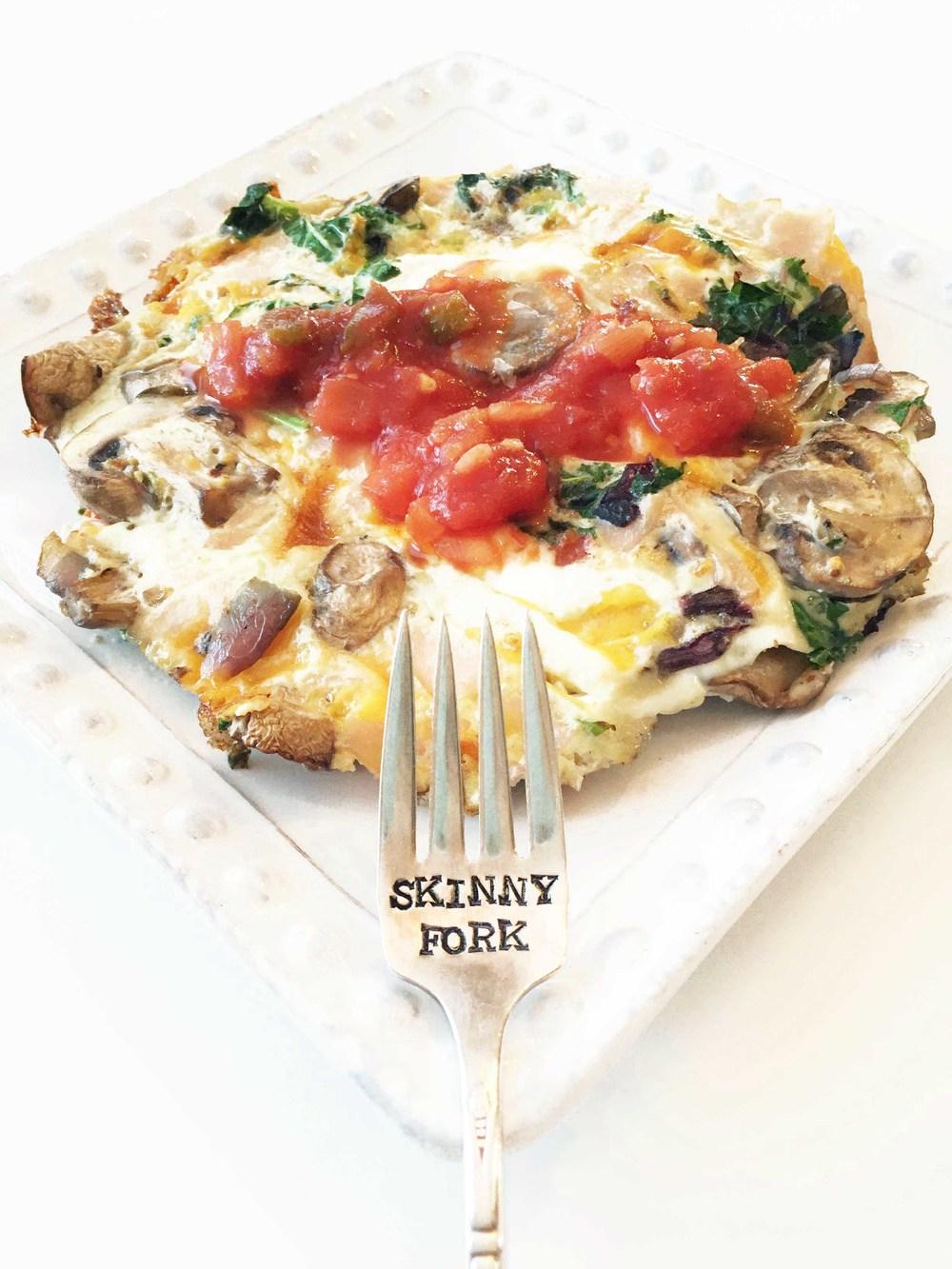 Everything Omlettata — The Skinny Fork