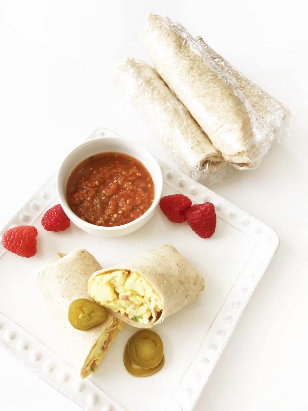 These Particular Burritos Are Betterforyou With A Multigrain Tortilla,  Swapping In Some Egg Whites, And Loading It All Up With Plenty Of Veggies  And