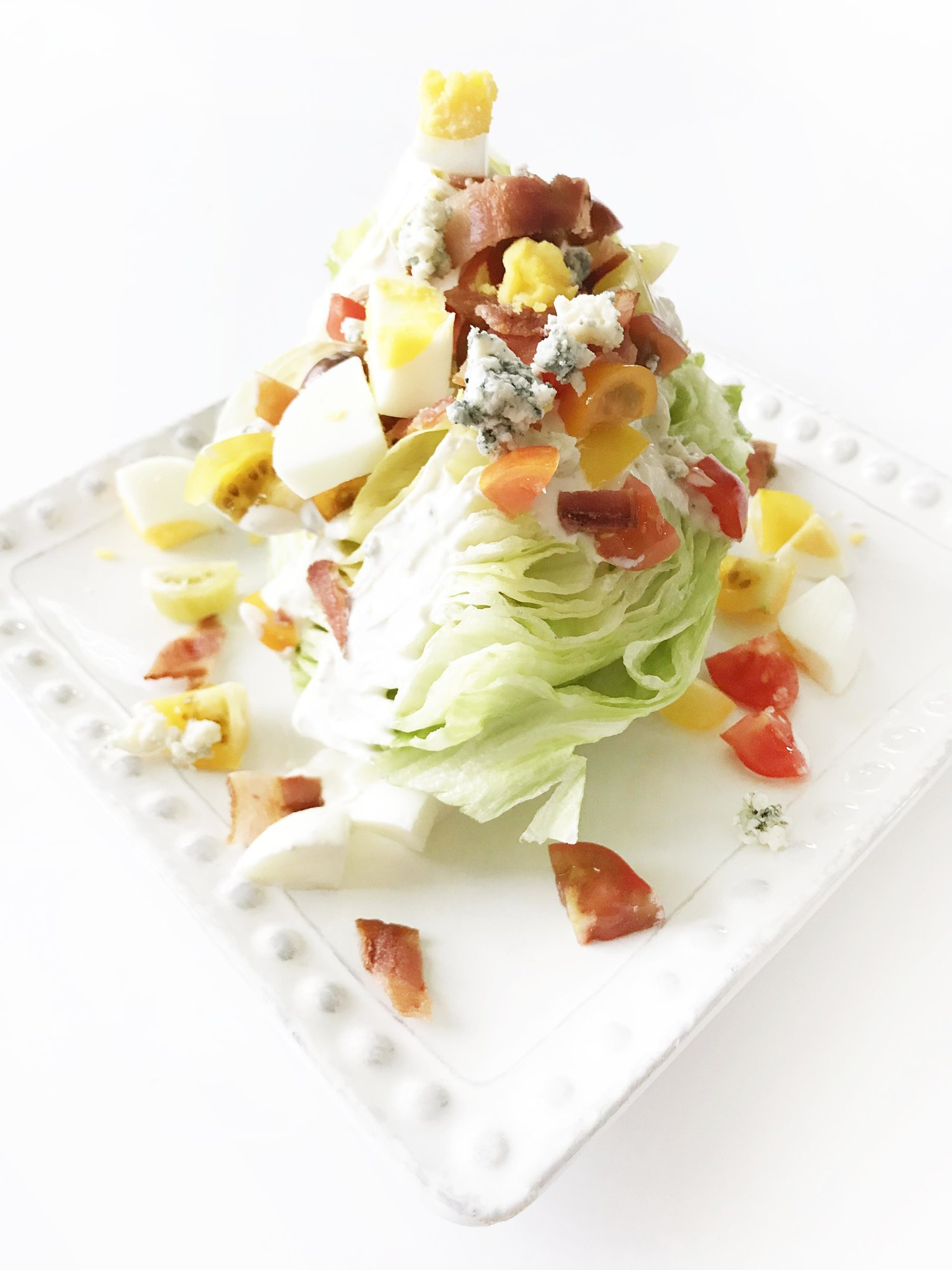Loaded Wedge Salad
