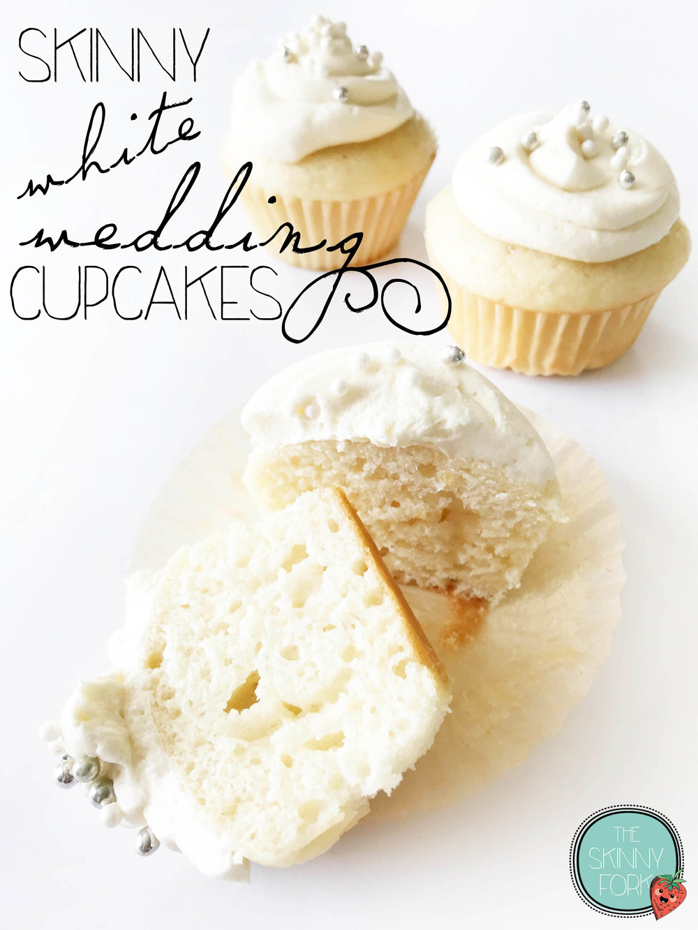 white wedding cake cupcakes from box mix white wedding cupcakes the fork 27339