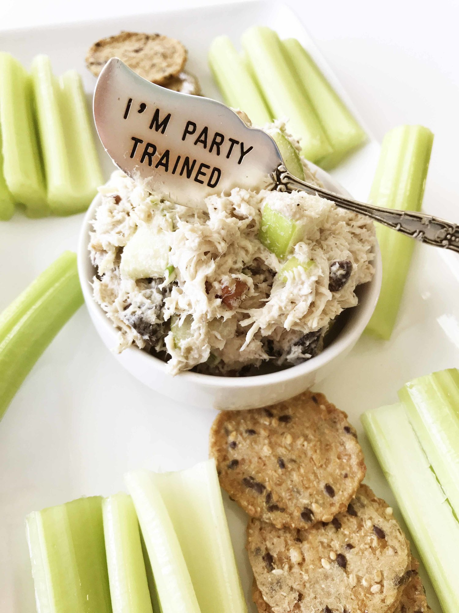 Probiotic Chicken Salad