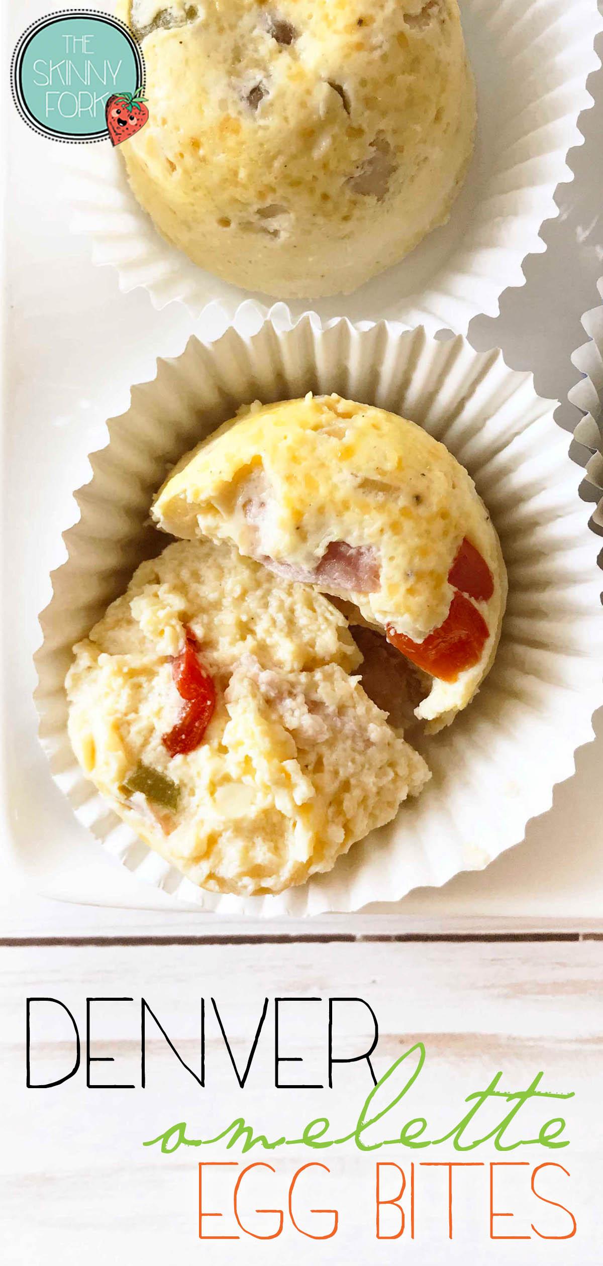 Denver Omelette Egg Bites