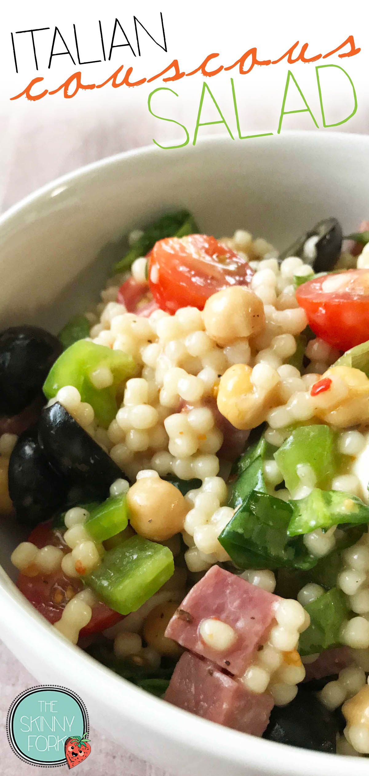 Italian Couscous Salad