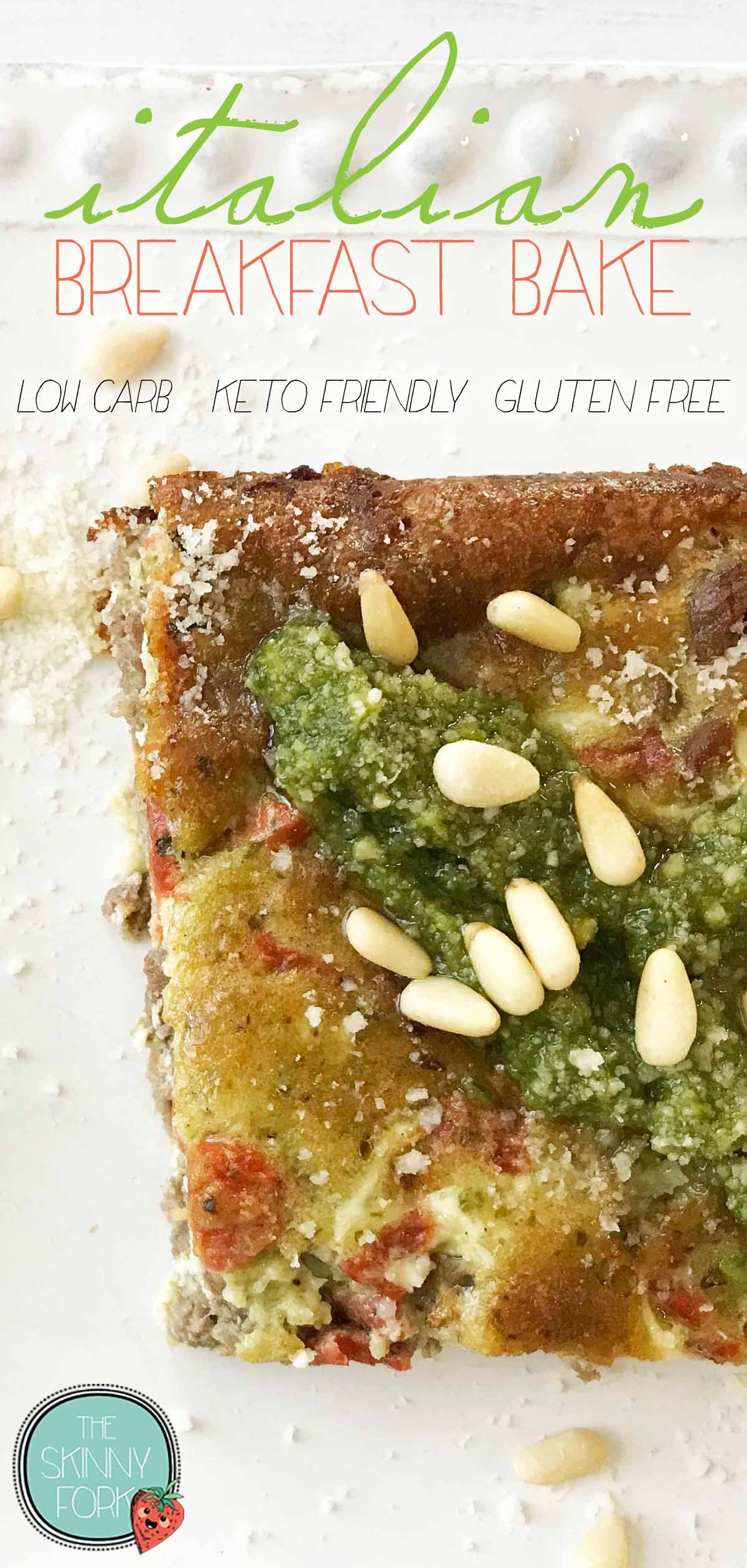 Italian Breakfast Bake