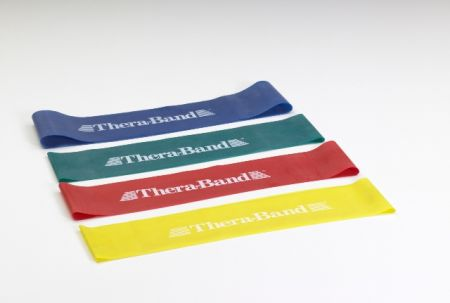 Therabands are cheap and extremely versatile