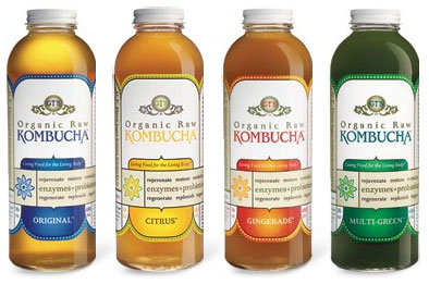 GT's Kombucha is a favourite of mine.