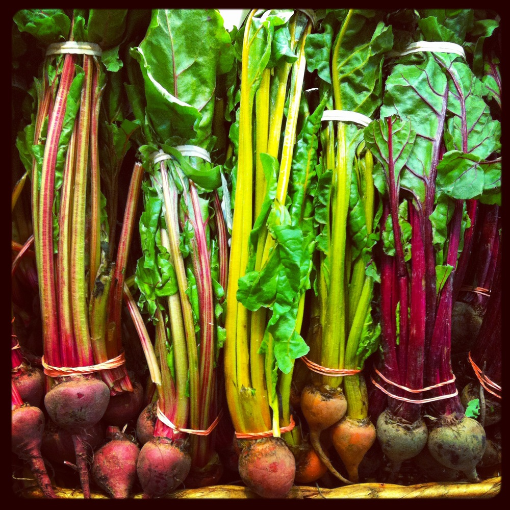 Eating the rainbow made simple with these rainbow beets