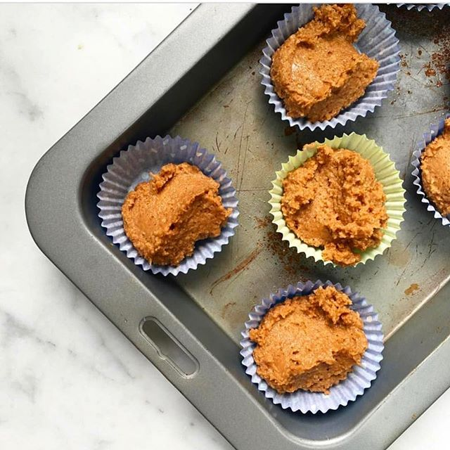 Saturday morning breakfast muffins at the ready 👌🏼