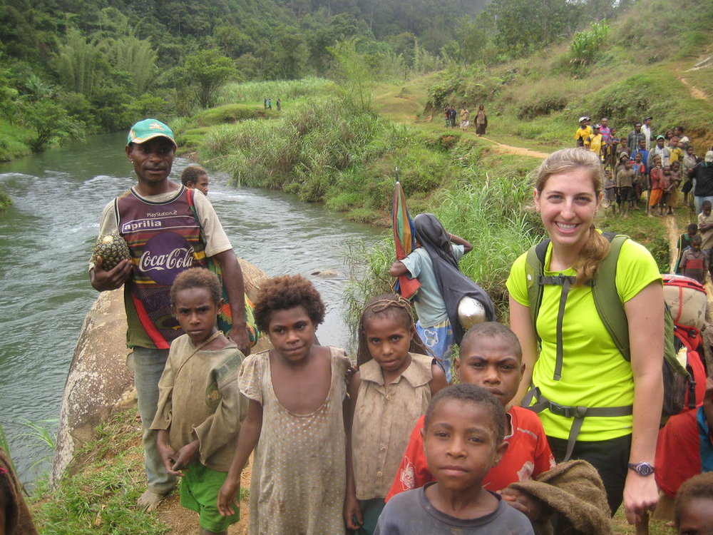 Papua New Guinea Mission Trip  Rachael Pierce