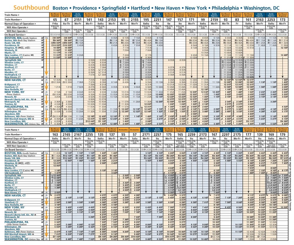 OriginalTimetable -
