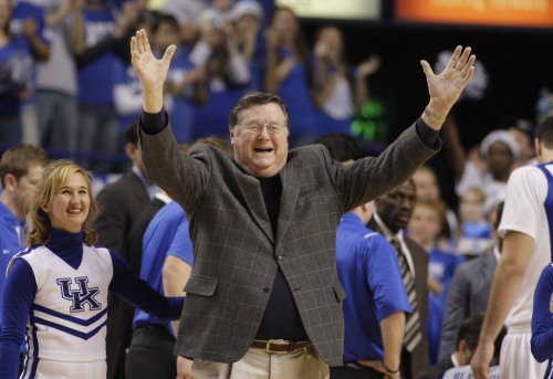 kentuckybasketball :     Happy Birthday to 1978 NCAA Championship coach and coach of the year, Joe B. Hall. He turns 82 today. Hall was an assistant coach to the legendary Adolph Rupp at Kentucky and then became the head coach in '72-85.   Hall currently co-host a radio show with former University of Louisville head coach Denny Crum, based in Louisville.