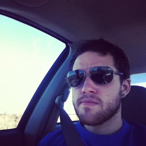 Lexington bound.