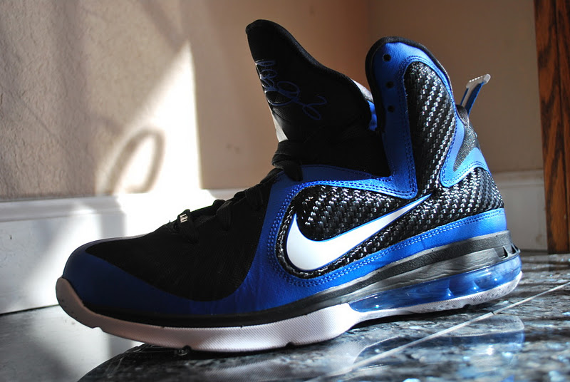 Lebron 9 Kentucky Edition