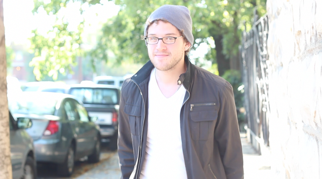 Still frame from my next video.