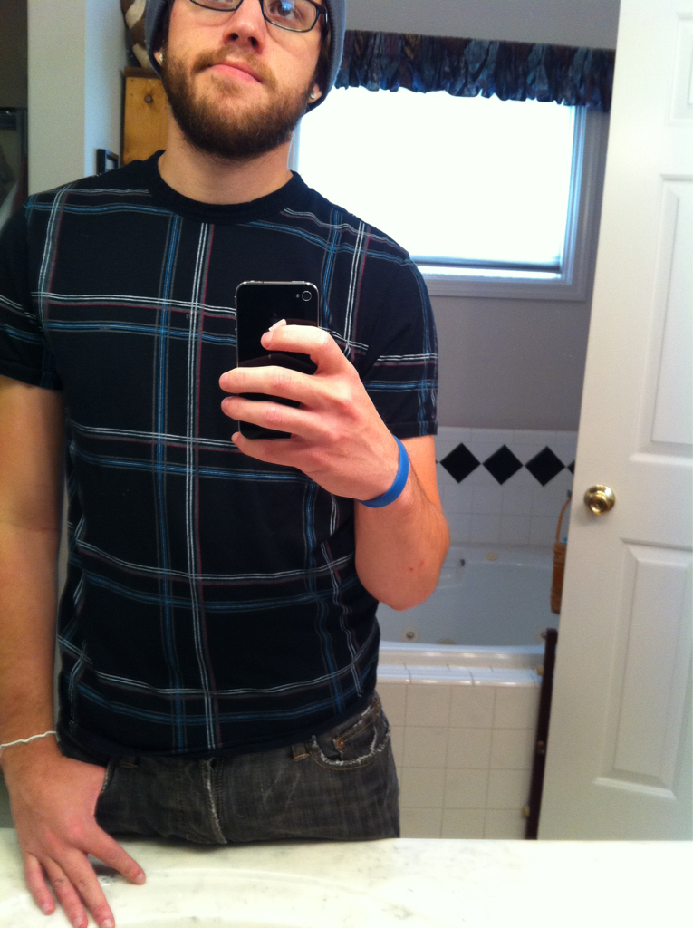 Why don't I wear this shirt more often? I think it's pretty rad.